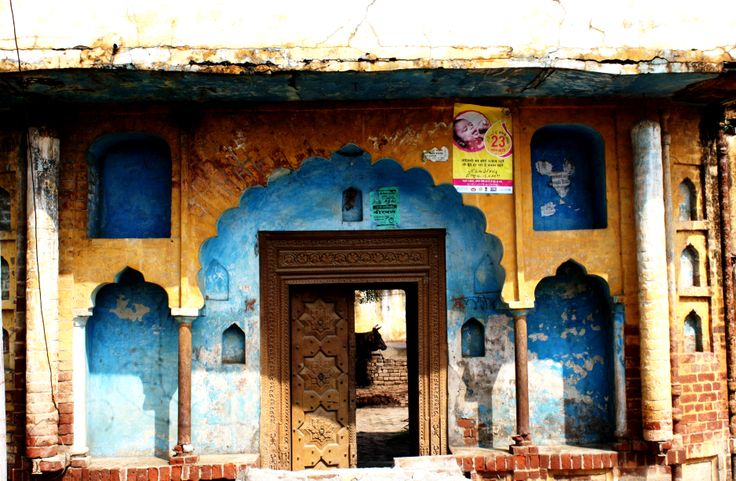#IndianVillage #UttarPradesh #OldHouse