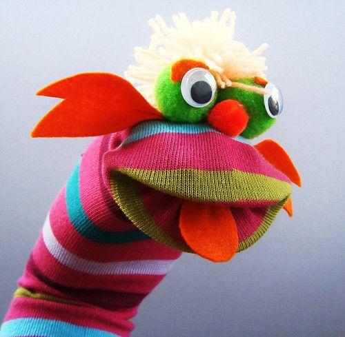Maňásek ponožkáček barevňásek č.866 http://www.fler.cz/emilly-emm-2