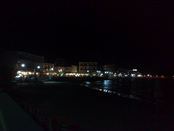Spetses by night...