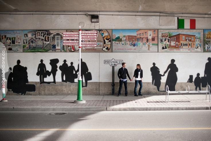 Ottawa engagement photographer, photos by elizabethandjane photography
