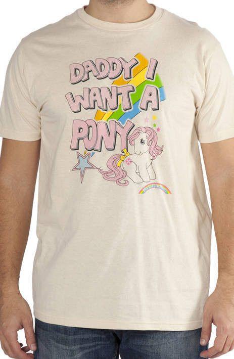 Adult My Little Pony Shirt