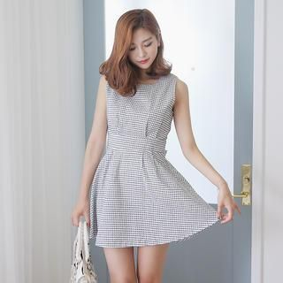 Sleeveless Tie-Waist Dress from #YesStyle <3 Envy Look YesStyle.com