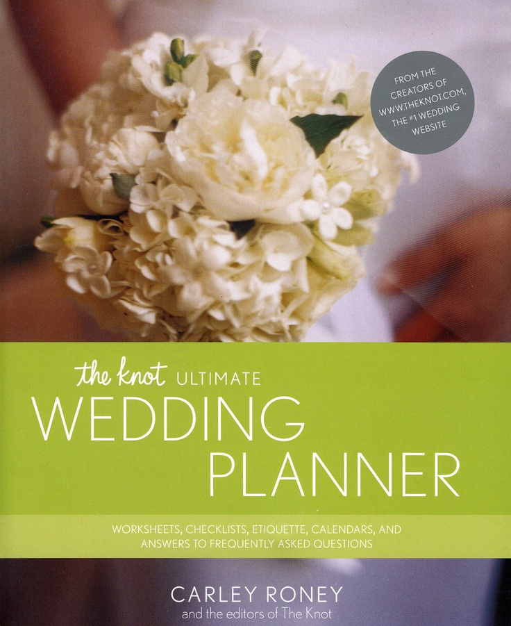 32 best covers images on pinterest elizabeth messina short the knot ultimate wedding planner worksheets checklists etiquette calendars and answers to frequently asked questions the best wedding planning book i junglespirit Choice Image