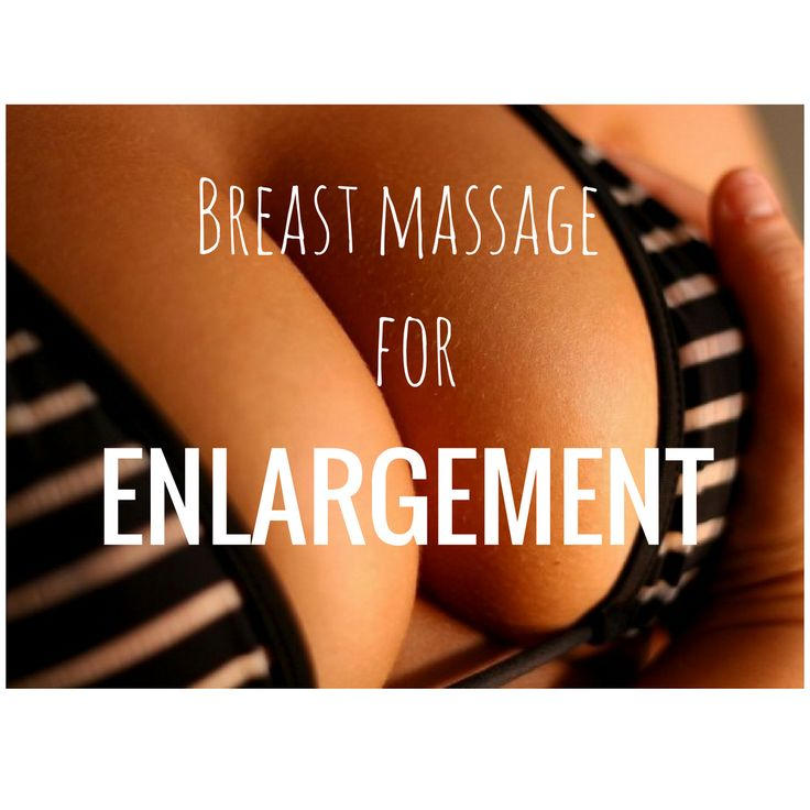 Learn the techniques and ways you can use breast massage to increase your breast size