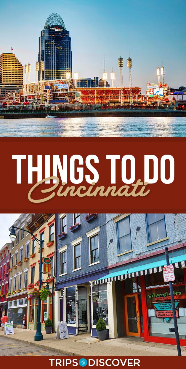 Best Cincinatti Ohio Ideas On Pinterest Ohio Colleges In - 10 things to see and do in cincinnati