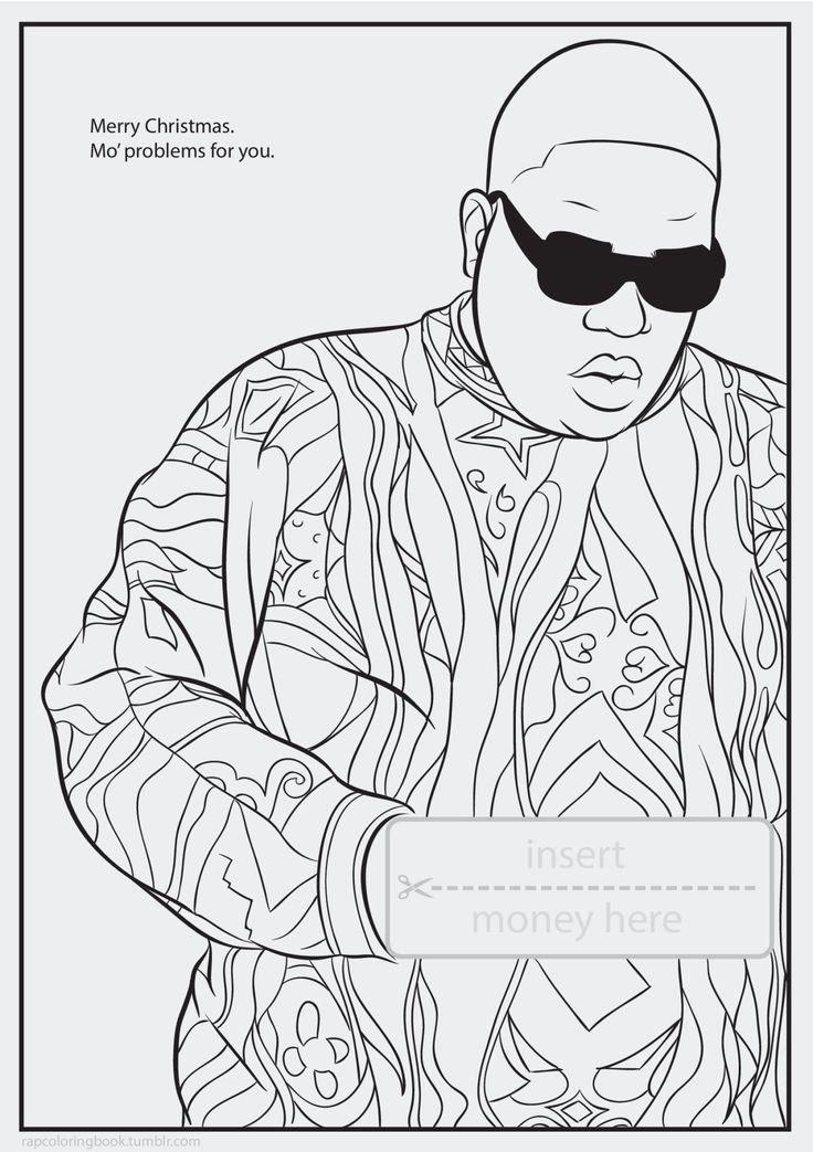 Hip Hop Coloring Book Fresh Bun B S Jumbo Coloring And Rap Activity Tumblr Printables In 2020 Coloring Books Coloring Pages Coloring Book Pages