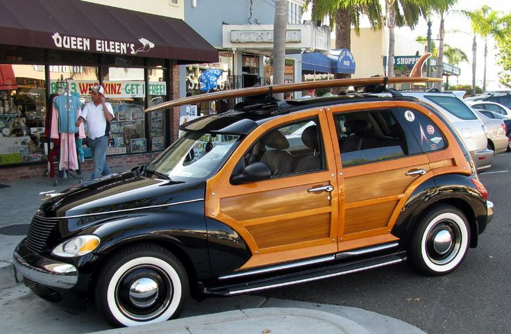 Just A Car Guy 2 Of 10 Woody Custom Pt Cruisers Made In