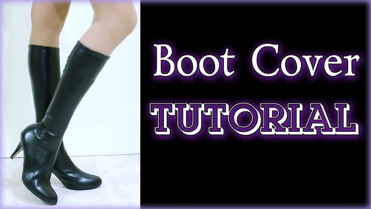 NEW VIDEO TUTORIAL IS READY! 0  After very many questions about our high cosplay boots we made this video-tutorial for you guys. It's BOOT COVER TUTORIAL!  Go and watch it right now!  Don't forget to press subtitle button for English subs  Follow this link to watch http://www.youtube.com/watch?v=PcUaaqDYtsM  We hope this video will be useful and interesting for you!  WE NEED YOUR SUPPORT! Subscride to our channel to be the first to watch new tutorials and other videos…