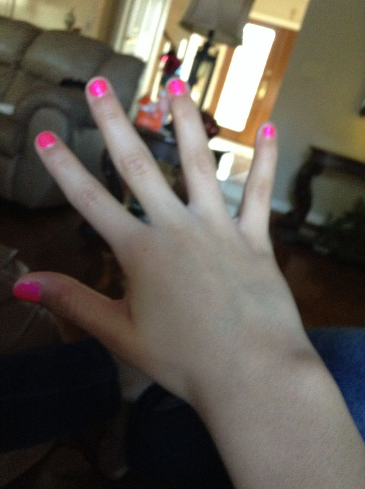Leslie 39 s nails salon they did an awesome job pink nails for 4 sisters nail salon
