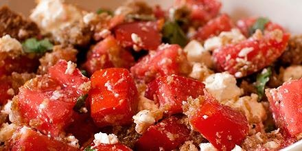 Traditional Cretan Recipes  Salads