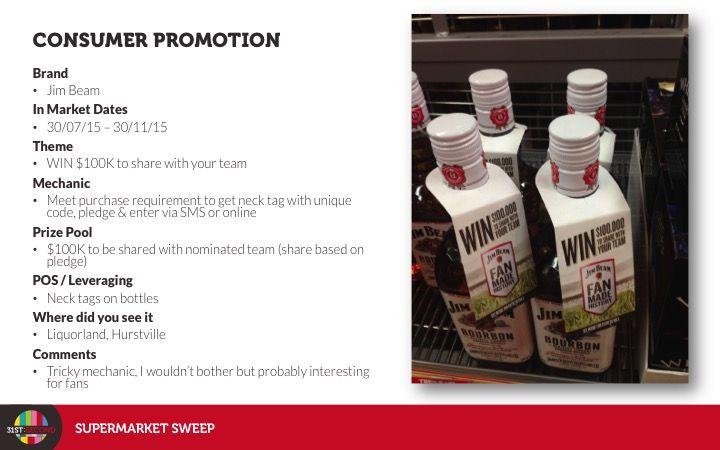 #offprem #liquorland #alcohol #jimbeam #promotion #cash #dec15