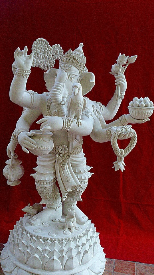Ganesha Statue  Super Large Ganesha   Perfect by goldmemory, $2500.00
