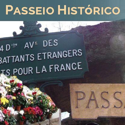 Passeio Histórico sobre o Espiritismo: Cemitério Père-Lachaise