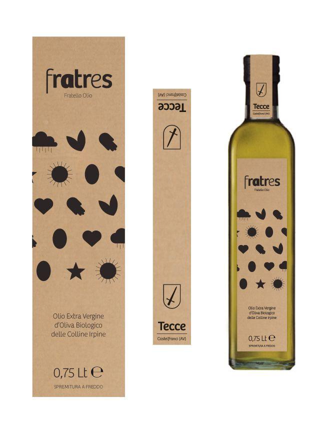 Fratres - Fratello Olio. olive oil love PD