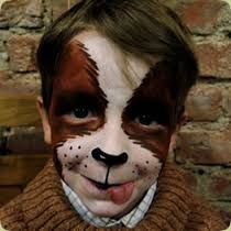 Image result for best dog face paint