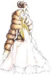 Fashion Illustration 5 by ~pepe7787 on deviantART