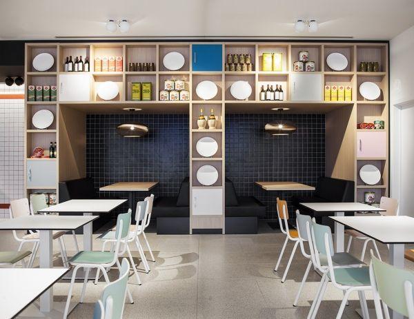Best bar restaurant design images on pinterest