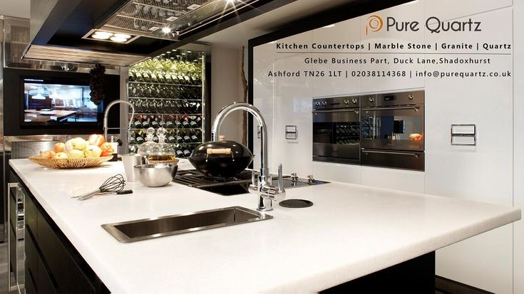 We provide a wide choice of #granite, #quartz, #limestone, #natural #stone and #marble. #Kitchen #worktops, #Bathrooms #Countertops. Best #stone #supplier and best prices in #London. Visit our website: www.purequartz.co.uk