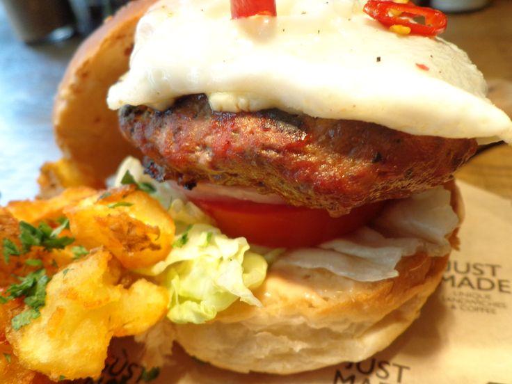 Just Burger!!!