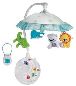 Fisher Price Projection Baby Mobile