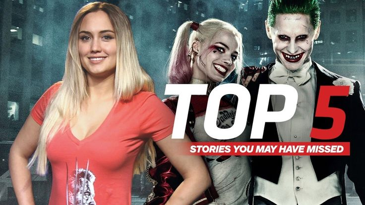 Jared Leto and Margot Robbie Return to the DCEU - IGN Daily Fix The Joker and Harley Quinn will be in a new movie EA spills the beans on the new Battlefield 1 expansion and more stories you may have missed. August 26 2017 at 05:00PM  https://www.youtube.com/user/ScottDogGaming