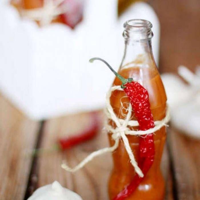 Hemlagad ketchup