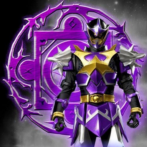 Knight Wolf *Koragg* [Power Rangers]
