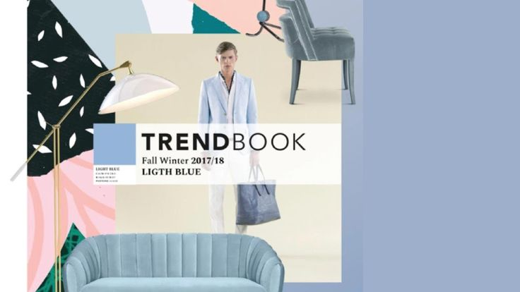 Trend Book Video: 2018 Color Trend Light Blue