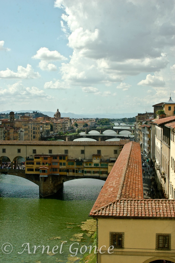 Been there.  Loved Florence, Italy, stunning photo