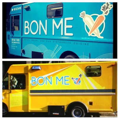123 best creative vehicle graphics images on pinterest for Cool food truck designs