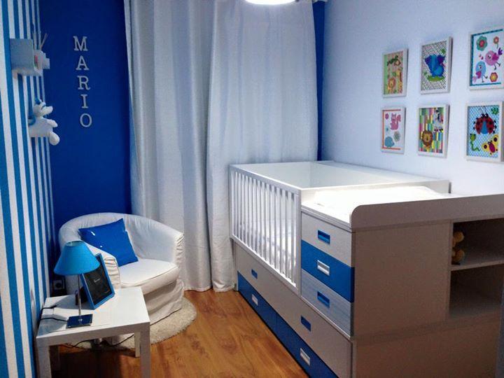Monica Gos Gim comparte a #habitación de su príncipe Mario, a nosotros nos encanta. ¿Y a vosotros? . Al foto forma parte del #concurso donde #Sorteamos 300 euros: 21 #Concurso de la #habitación de @mueblesros: Bases en: http://www.ros1.com/…/2015-03-16-21-concurso-de-la-habitaci…https://www.facebook.com/photo.php?fbid=10152583631916503&set=o.124779584216389&type=1