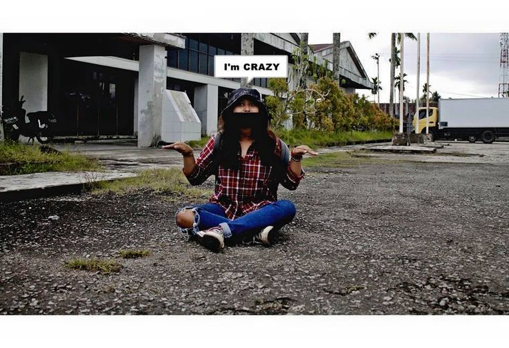 like a crazy