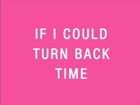 Sounds of the 80s - If I Could Turn Back Time