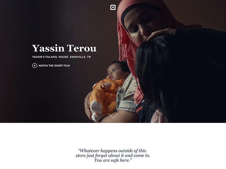 Yassin's Falafel House  Design UpLabs