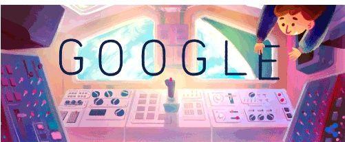 google / logo / 15.05.26 / Sally Kristen Ride
