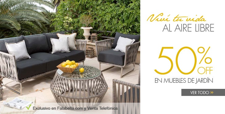 52 best d as falabella images on pinterest eating well for Falabella muebles jardin