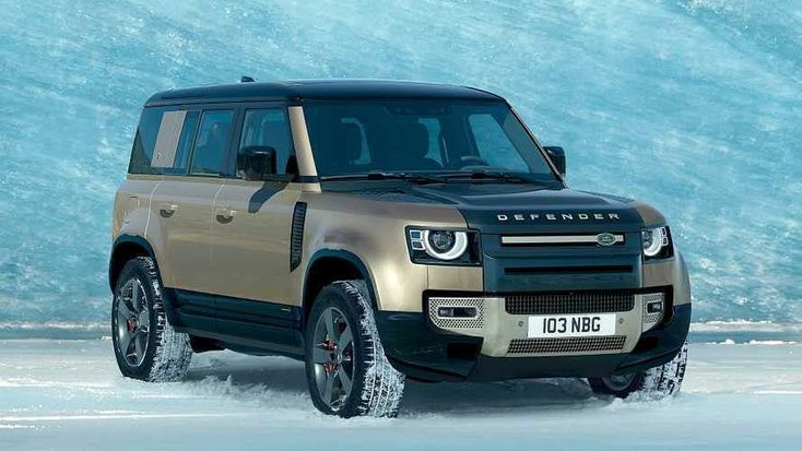 Here It Is Finally The New 2020 Land Rover Defender We Have All