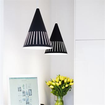 Victory is a timeless and stylish lamp from Superliving. Victory pendant looks just as nice over your dining table as in your office.