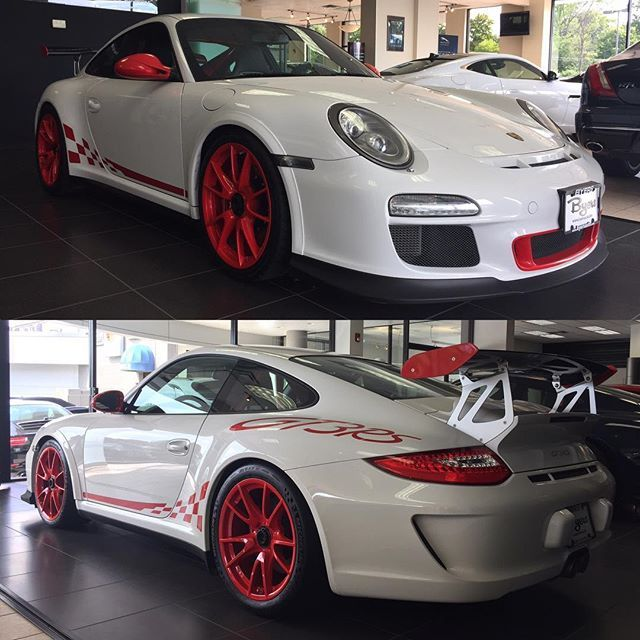 Beau Thereu0027s Something About The Porsche 997 GT3 RS That Just Never Gets Old!  What Do