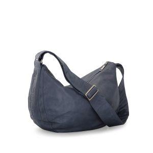 Slouchbag St Malo Blue   Krinkle Homewares & Gifts