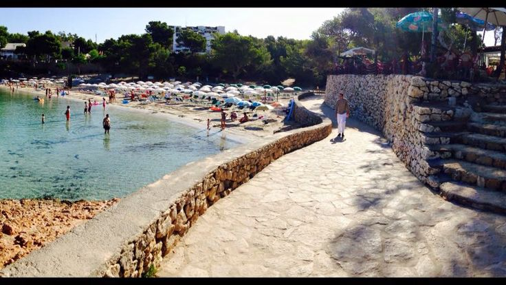 I also took this in Ibiza ✨ portinax beach X