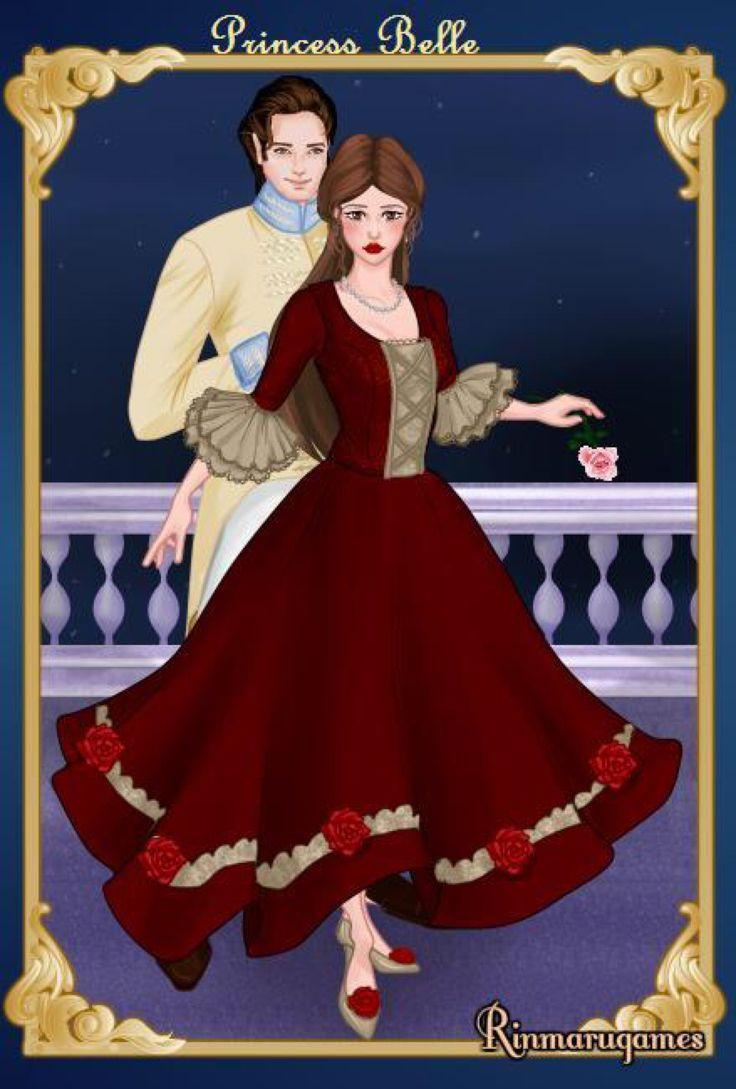 Princess Belle by autumnrose83 on @DeviantArt