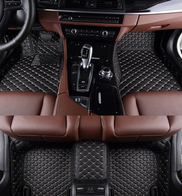 High Quality Custom Special Car Carpets For New Bmw 530i G30 2018 2017 Waterproof Rugs Durable Car Salon Mats Free Shipping Carpet Free Shipping Carpeting Carp Custom Car Interior Waterproof Car Luxury Car Interior