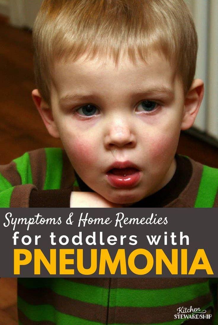 Symptoms & Home Remedies for pneumonia