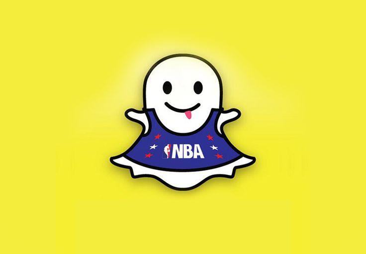 thumbnail. Las cuentas de Snapchat basquetboleras que debes seguir.