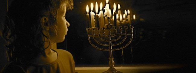 Lighting the Darkness - Chanukah