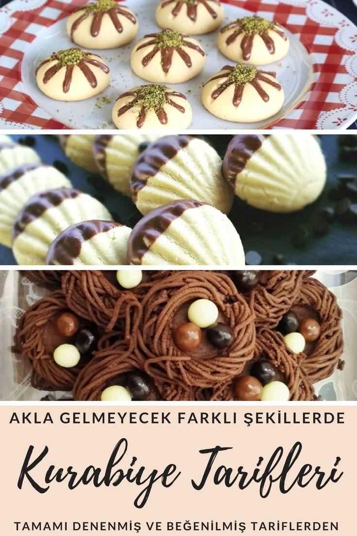 Klasik kurabiye şekillerinden sıkılanlar için, göz alıcı görünümü ve farklı şekilleriyle birbirinden ilginç kurabiye tarifleri hazırladık. Hepsi denenmiş, lezzetli tarifler tek tık uzağınızda.  #nefisyemektarifleri #yemektarifleri #tarifsunum #lezzetlitarifler #lezzet #sunum #sunumönemlidir #tarif #yemek #food #yummy #kurabiye #kurabiyetarifleri #değişik #şekillikurabiye #tuzlukurabiye