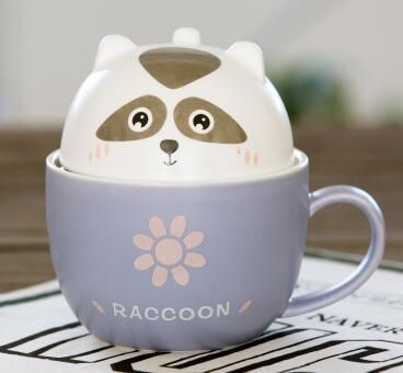 Now available on our store, CuteFTW!: Cafe Raccoon Cera... - Click the link to shop: http://cuteftw.com/products/cafe-raccoon-ceramic-mug-with-lid?utm_campaign=social_autopilot&utm_source=pin&utm_medium=pin