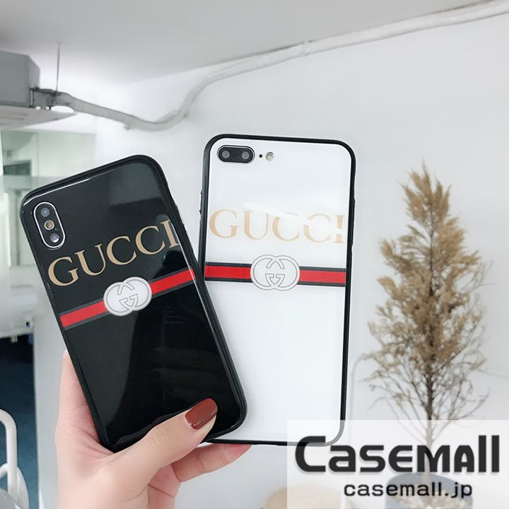 be9cb158a2 グッチ iPhonex ケース 背面ガラス GUCCI iPhone8 iPhone7PLUS カバー ペア用 gucci アイフォン7/6s plus 携帯ケース ジャケット型