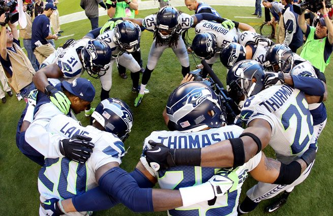 The Seattle Seahawks Team Schedule 2016. Seattle Seahawks will come into 2016 trying to chase yet another Super Bowl. View the whole Seattle Seahawks team schedule includes home and away, bye weeks, preseason, and regular season. You can also outlook the whole Seattle Seahawks Team Schedule on NFL.com, ESPN.com, fbschedules.com, foxsports.com and many other broadcasting channel.